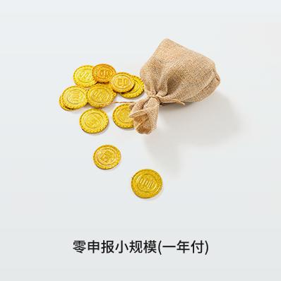 零申报一般纳税人记账(一年付) - 企常青