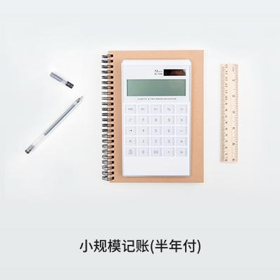 小规模记账(半年付) - 企常青