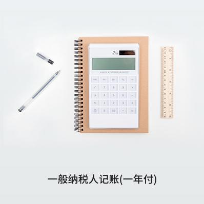 一般纳税人记账(一年付) - 企常青
